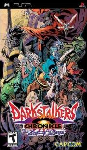 Cover von Darkstalkers Chronicle - The Chaos Tower
