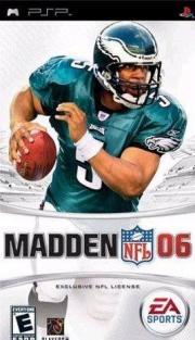 Cover von Madden NFL 06