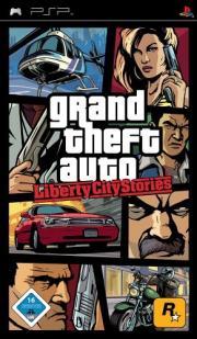 Cover von Grand Theft Auto - Liberty City Stories