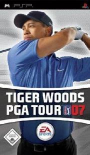 Cover von Tiger Woods PGA Tour 07