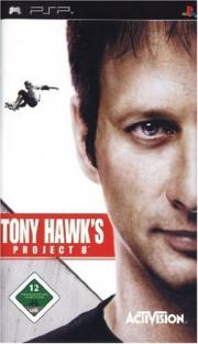 Cover von Tony Hawk's Project 8