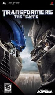 Cover von Transformers - The Game