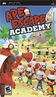 Cover von Ape Escape Academy
