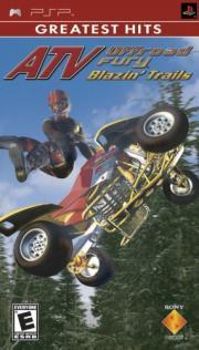 Cover von ATV Offroad Fury - Blazin' Trails