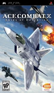 Cover von Ace Combat X - Skies of Deception