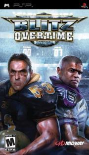 Cover von Blitz - Overtime