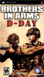 Cover von Brothers in Arms - D-Day