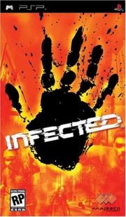 Cover von Infected