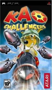Cover von Kao Challengers