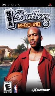 Cover von NBA Ballers - Rebound