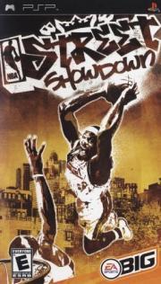 Cover von NBA Street Showdown