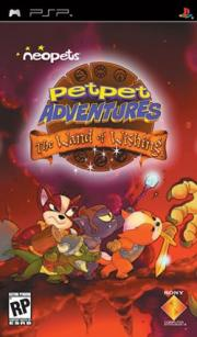 Cover von Neopets Petpet Adventure - The Wand of Wishing