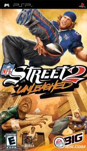 Cover von NFL Street 2 Unleashed