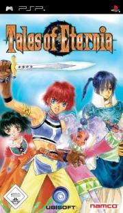 Cover von Tales of Eternia