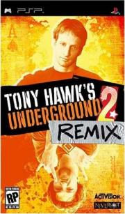 Cover von Tony Hawk's Underground 2 Remix