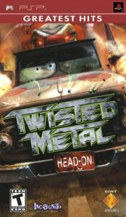 Cover von Twisted Metal - Head-On