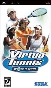 Cover von Virtua Tennis - World Tour
