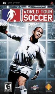 Cover von World Tour Soccer