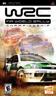 Cover von WRC