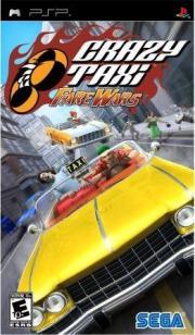 Cover von Crazy Taxi - Fare Wars