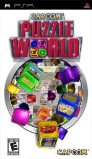 Cover von Capcom Puzzle World