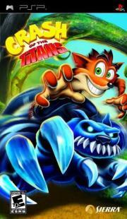 Cover von Crash of the Titans