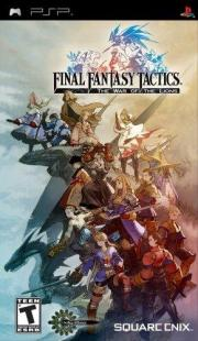 Cover von Final Fantasy Tactics - The War of the Lions