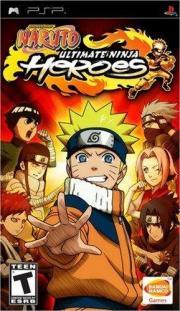 Cover von Naruto - Ultimate Ninja Heroes