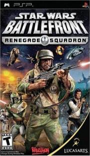 Cover von Star Wars - Battlefront: Renegade Squadron