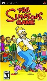 Cover von Die Simpsons - Das Spiel