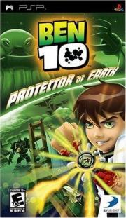 Cover von Ben 10 - Protector of Earth
