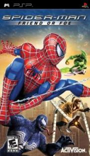 Cover von Spider-Man - Freund oder Feind
