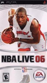 Cover von NBA Live 06