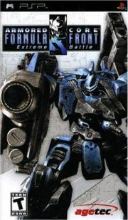 Cover von Armored Core - Formula Front