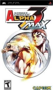 Cover von Street Fighter Alpha 3 - MAX