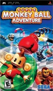 Cover von Super Monkey Ball Adventure