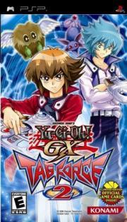 Cover von Yu-Gi-Oh! GX Tag Force 2