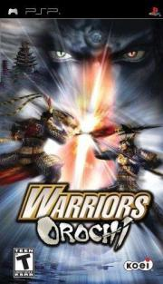 Cover von Warriors Orochi