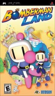 Cover von Bomberman Land
