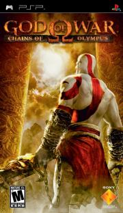 Cover von God of War - Chains of Olympus