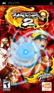 Cover von Naruto - Ultimate Ninja Heroes 2