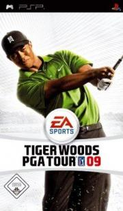 Cover von Tiger Woods PGA Tour 09