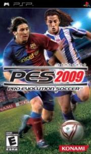 Cover von Pro Evolution Soccer 2009