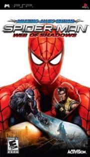 Cover von Spider-Man - Web of Shadows
