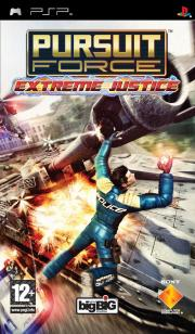 Cover von Pursuit Force - Extreme Justice