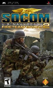Cover von SOCOM - U.S. Navy SEALs Fireteam Bravo 2