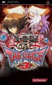 Cover von Yu-Gi-Oh! GX Tag Force 3