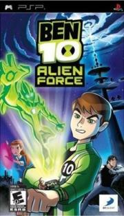 Cover von Ben 10 - Alien Force