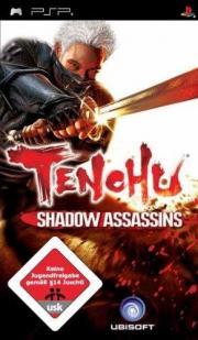 Cover von Tenchu - Shadow Assassins
