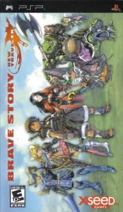 Cover von Brave Story - New Traveler